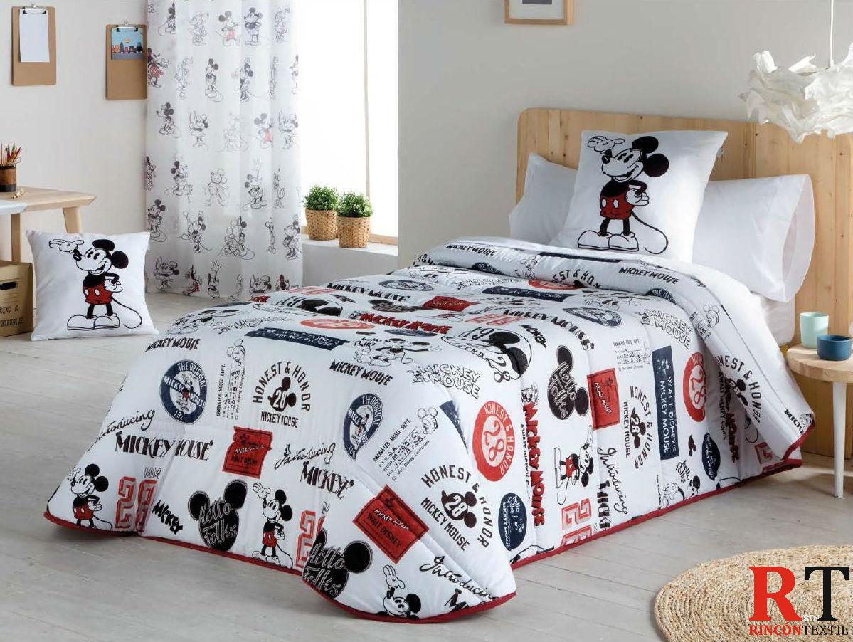 Edredón Conforter Mickey Disney Sandeco Rincón Textil